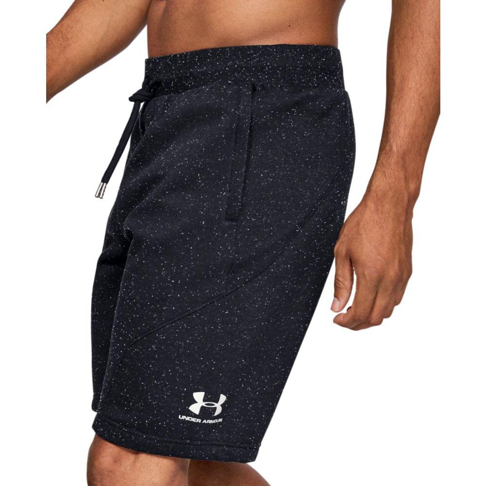 Shorts de Treino Masculino Under Armour Speckled Fleece