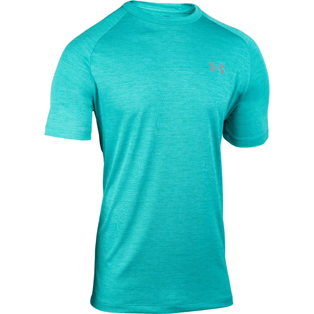 triple Perceptivo carolino  Camiseta de Treino Masculina Under Armour Tech Twist 2.0 SS - underarmourbr