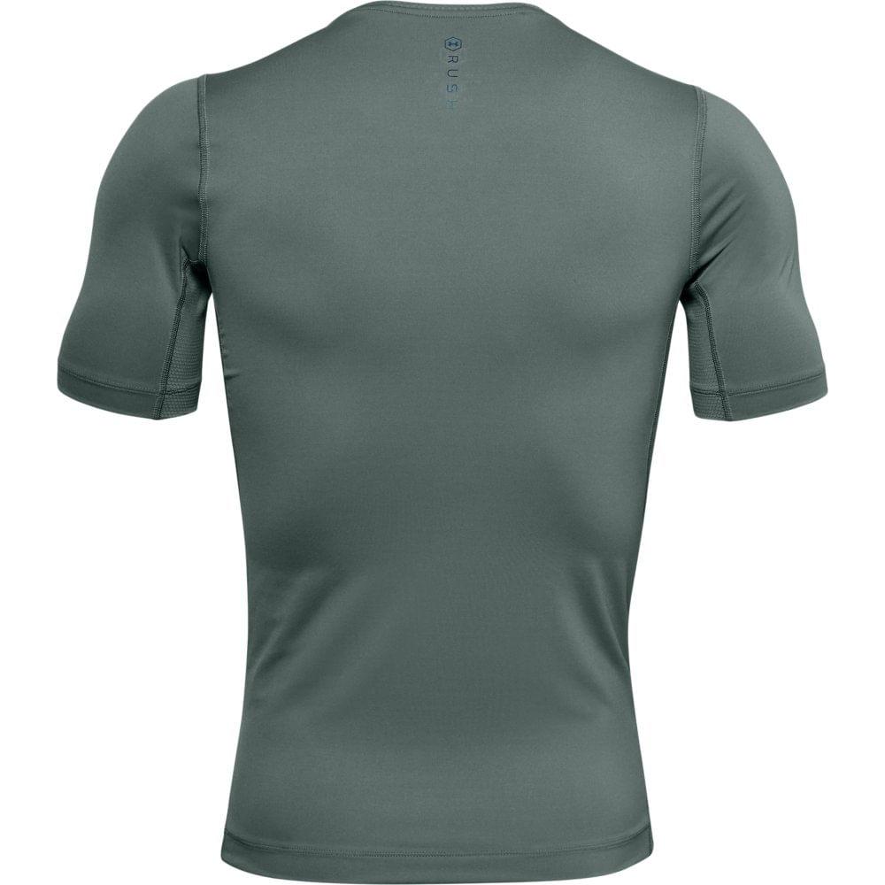 Camiseta de Treino Masculina Under Armour Compressão SS