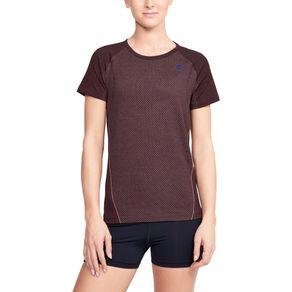 Camiseta de Treino Feminina RUSH Seamless Under Armour