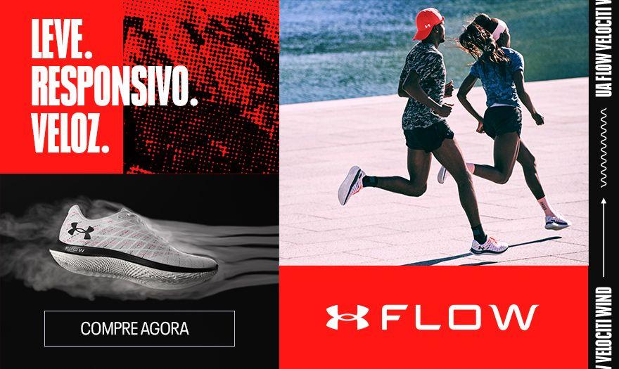 Lançamento   UA FLOW™ [Mobile]